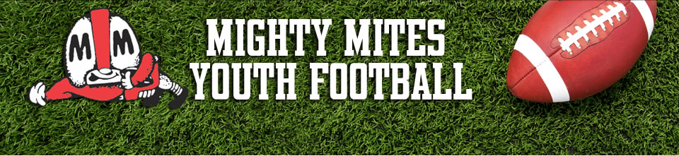 Mighty Mites Youth Football